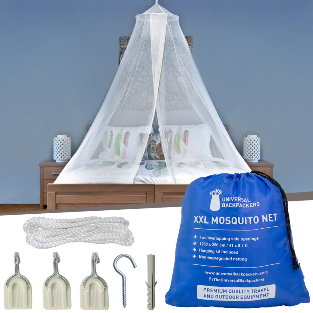 1. conical mosquito net accessories