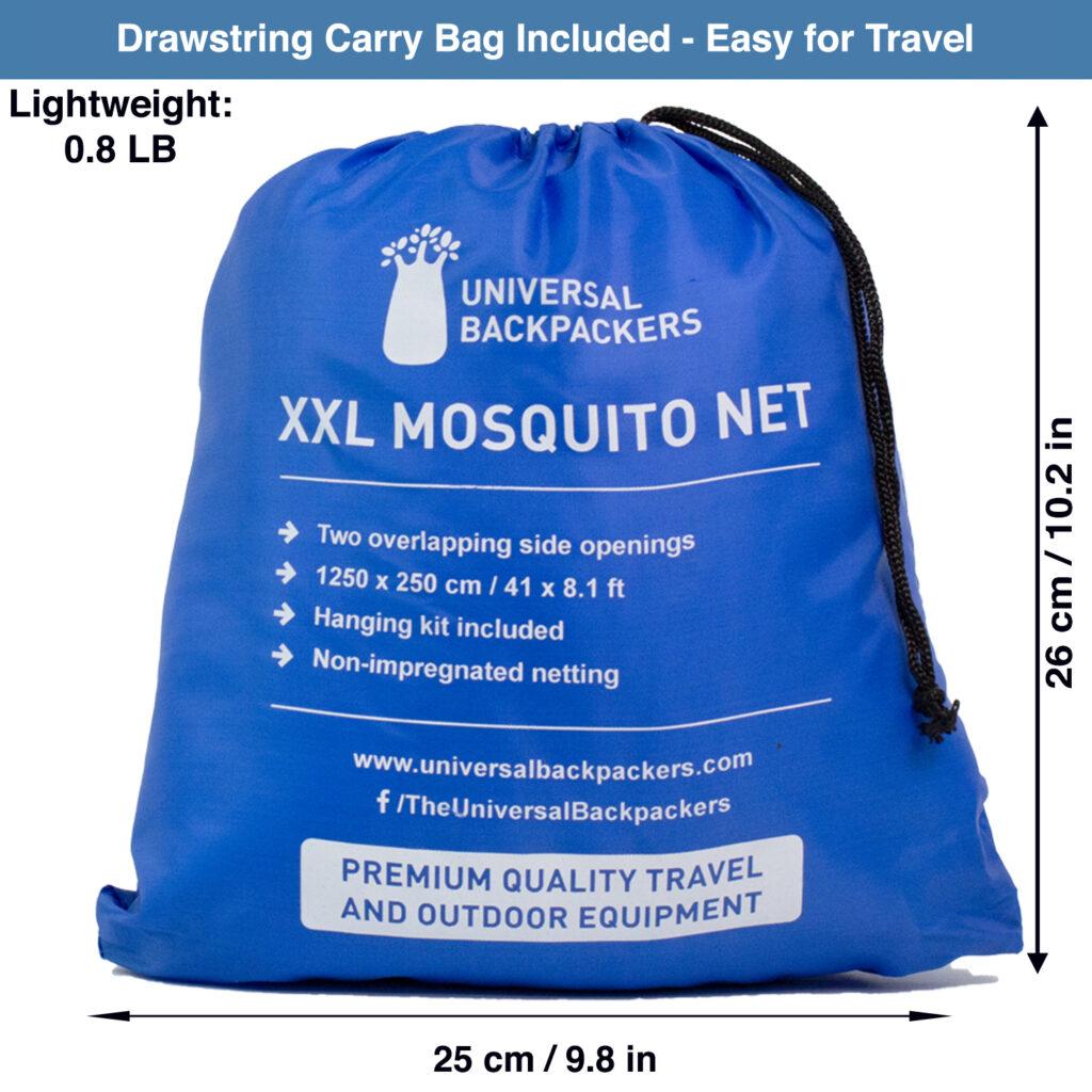 6. Carry bag hanging kit